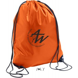 ATW Turnbeutel orange