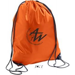 ATW Turnbeutel orange