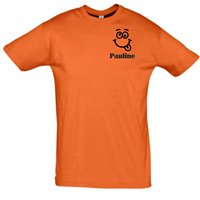 ATW Kindersport Shirt orange