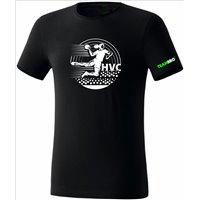 HVC Fanshirt schwarz