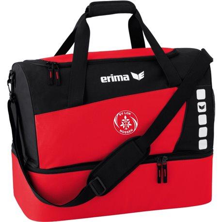 SV Lok Nossen Sporttasche mit Bodenfach Größe S