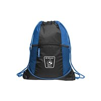 BC Wismut Gera Smart Backback schwarz/blau