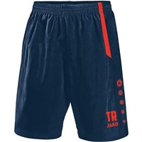 SV Oberschöna Sporthose Junior navy/orange