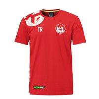 VfL Meißen Baumwoll T-Shirt Unisex rot