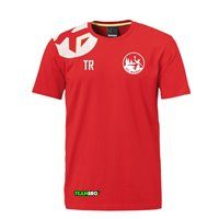 VfL Meißen Baumwoll T-Shirt Junior rot