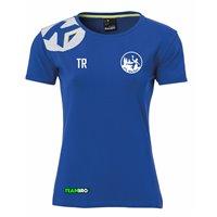 VfL Meißen Baumwoll T-Shirt Damen royal