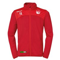 VfL Meißen Trainingsjacke Junior rot