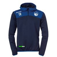VfL Meißen Zip Hoodie Junior marine/royal