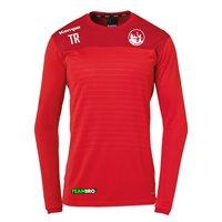 VfL Meißen Langarmshirt Junior rot