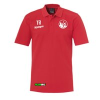 VfL Meißen Classic Polo Shirt Junior rot