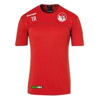 VfL Meißen Poly Shirt Junior rot
