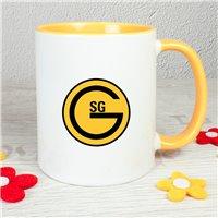 SGG Tasse gelb