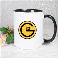 SGG Tasse schwarz