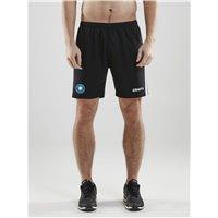 VBL Shorts Junior schwarz/weiss