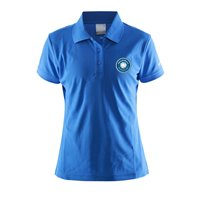 VBL Classic Polo Damen blau