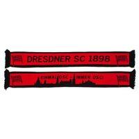 "DSC Fussball Strickschal ""Einmal DSC - Immer DSC"""