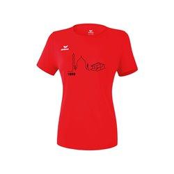 Funktions-Shirt rot (Damen)