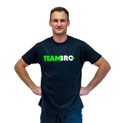 Trainingsshirt TeamBro grün