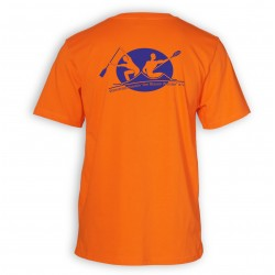 WSV Retro T-Shirt Herren Orange