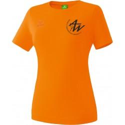 ATW T-Shirt Baumwolle Damen