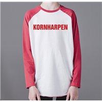 FC Vorwärts Kornharpen Fanshirt LA Unisex weiss/rot