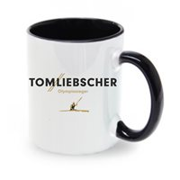 Tom Liebscher Fan Tasse