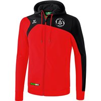 Fortuna Langenau Trainingsjacke mit Kapuze Junior