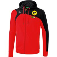 ESV Dresden Trainingsjacke mit Kapuze Junior