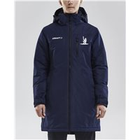 WSV Trainer Parka Damen navy