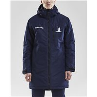 WSV Trainer Parka Junior navy