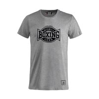 "BC Wismut Gera Fanshirt ""BOXING CLUB"" Junior grau"