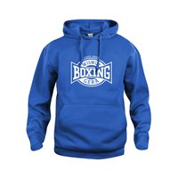"BC Wismut Gera Hoody ""BOXING CLUB""  Junior royalblau"