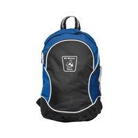 BC Wismut Gera Basic Rucksack schwarz/blau