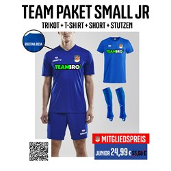BSG Stahl Riesa Trainingspaket SMALL Junior