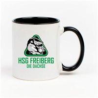 HSG Freiberg Seniordachs Tasse