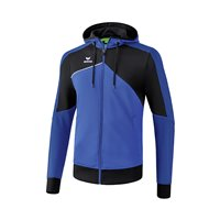 ERIMA Premium One 2.0 Trainingsjacke mit Kapuze Kinder