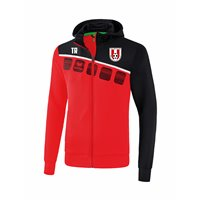 FSV Motor BED Trainingsjacke mit Kapuze Junior