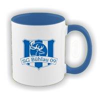 SG Bühlau 09 Tasse Logo