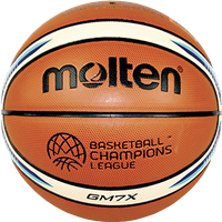 MOLTEN Basketball Top Trainingsball CL 2018