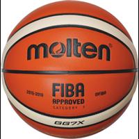 MOLTEN Basketball Top Wettspielball mit DBB-Logo