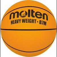 MOLTEN Basketball Gewichtsball Gummi