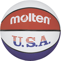 MOLTEN Basketball Trainingsball Gummi