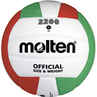 MOLTEN Volleyball Trainingsball extrem belastbar