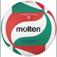 MOLTEN Volleyball Wettspielball sehr gute Spieleigenschaften