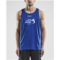 Blue Wonder Dragons Singlet Herren