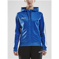 Blue Wonder Dragons Hood Jacket Damen