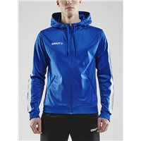 Blue Wonder Dragons Hood Jacket Herren
