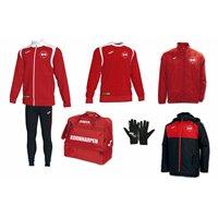 FC Vorwärts Kornharpen Trainingset XL Junior