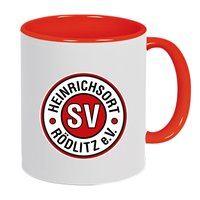 SV Heinrichsort/Rödlitz Tasse