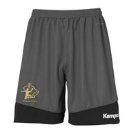 HCE Trainingsshort schwarz Junior